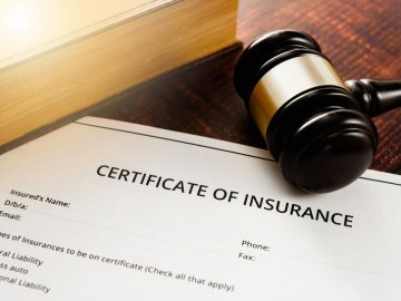 """What is a """"Certificate of Insurance""""?"""